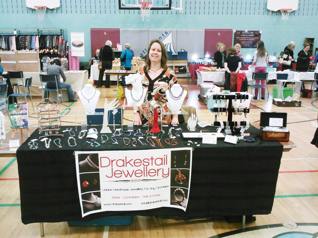 Drakestail at the All Saints Christmas Craft Fair