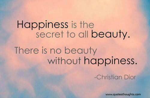 Happiness - Christian Dior