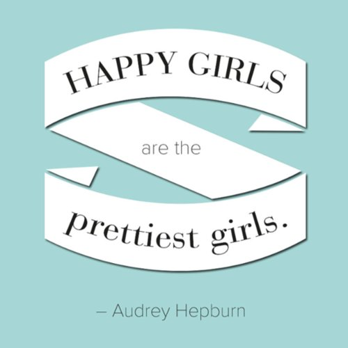 Happy Girls - Hepburn