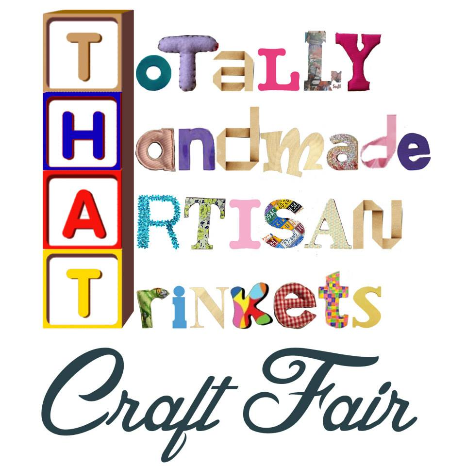 Totally Handmade Artisan Trinkets Craft Fair