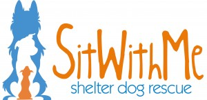 Sit With Me shelter dog rescue