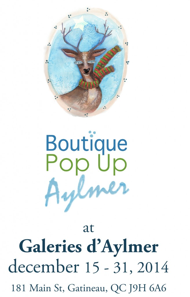 Boutique Pop Up Aylmer