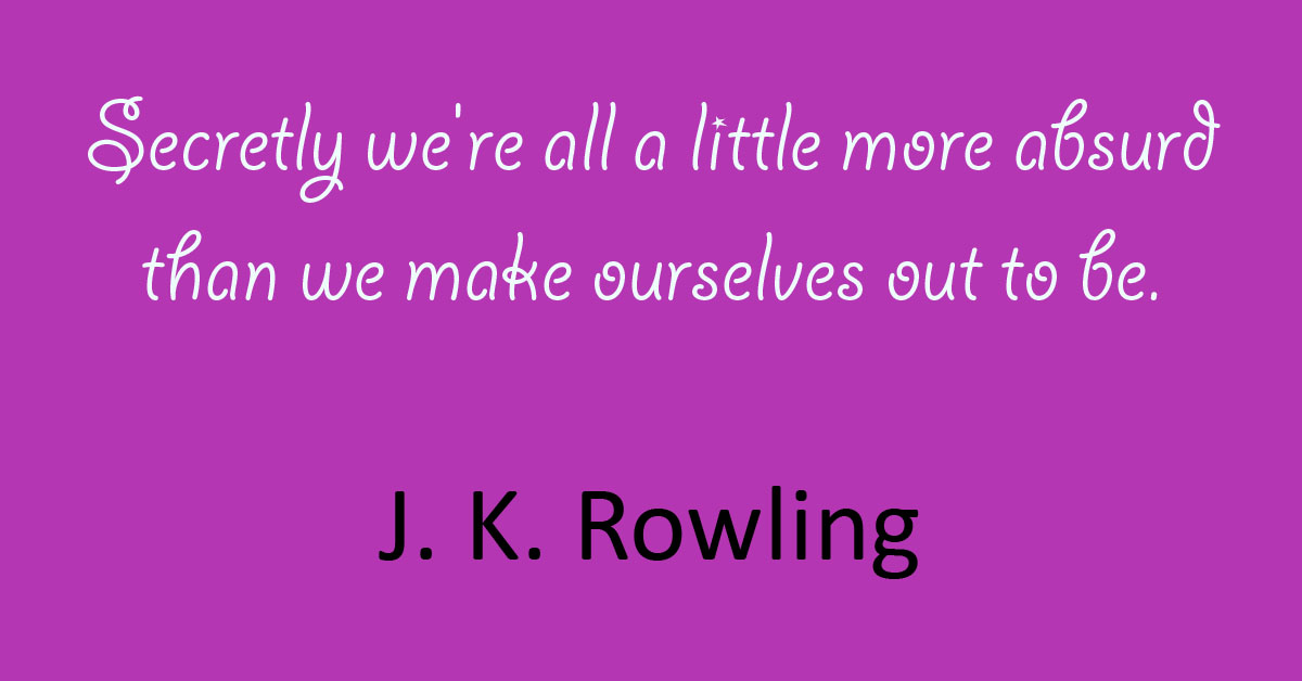 Rowling-Quote