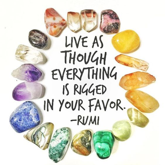 Rumi quote favor